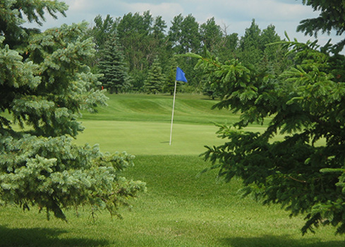 Lakeside golf club